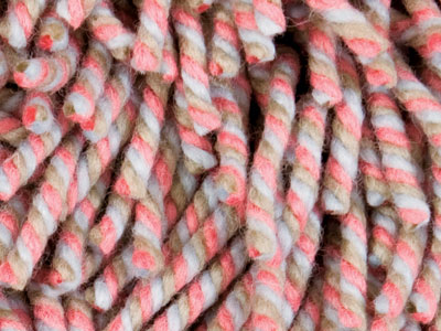 Pink / Oyster / Rope